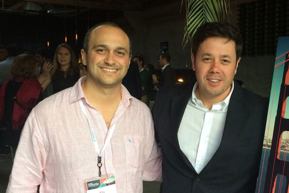 Eli Barnett e Ignacio De Paula